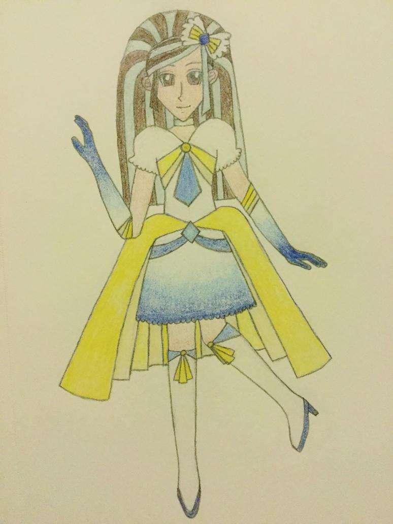 Ice and Light Princess by HylianSpy