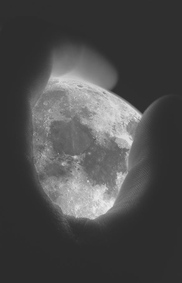 Moon I by Bjorn-Lilleris