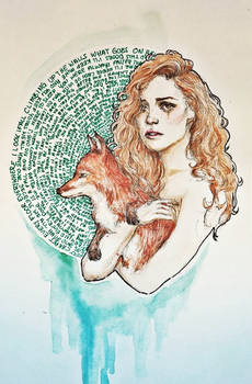 The Banshee And Her Fox