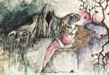 Kiss Of Death by raskina