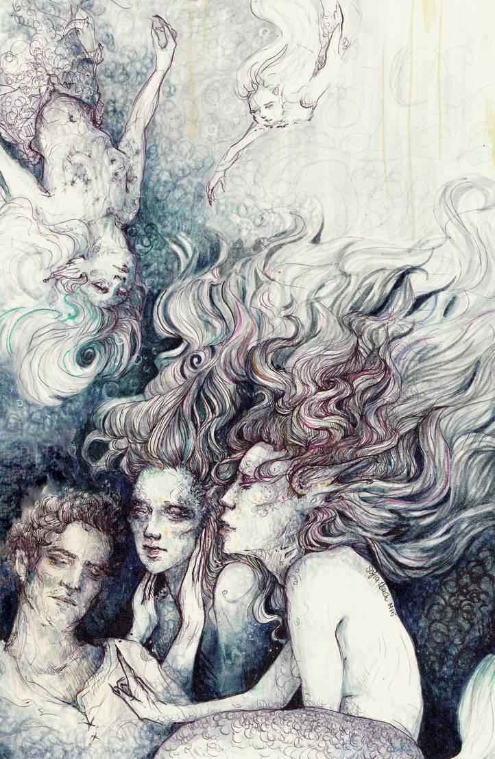 Sirens (censored) by raskina