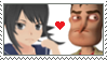 ::ThePlayerxYandere-Chan (STAMP):: by TinyToxicWaste101