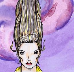 Toni And Guy Hair Illustration