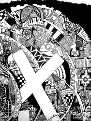 Noughts And Crosses -Detail 1-