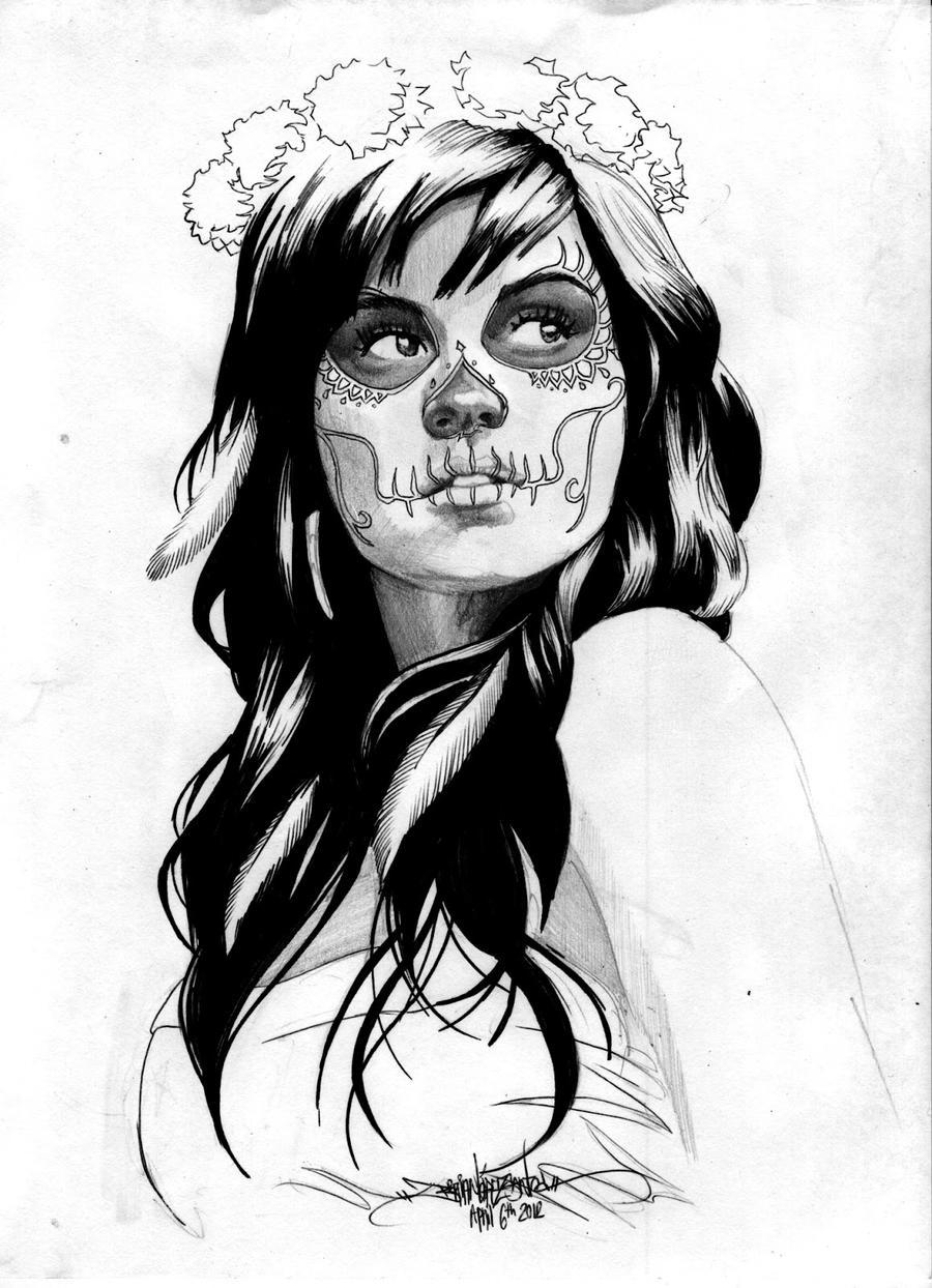 Dia de los Muertos Revisited by b2rianLS