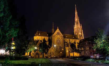 Sint-Lambertus church (Veghel) by Fredzz