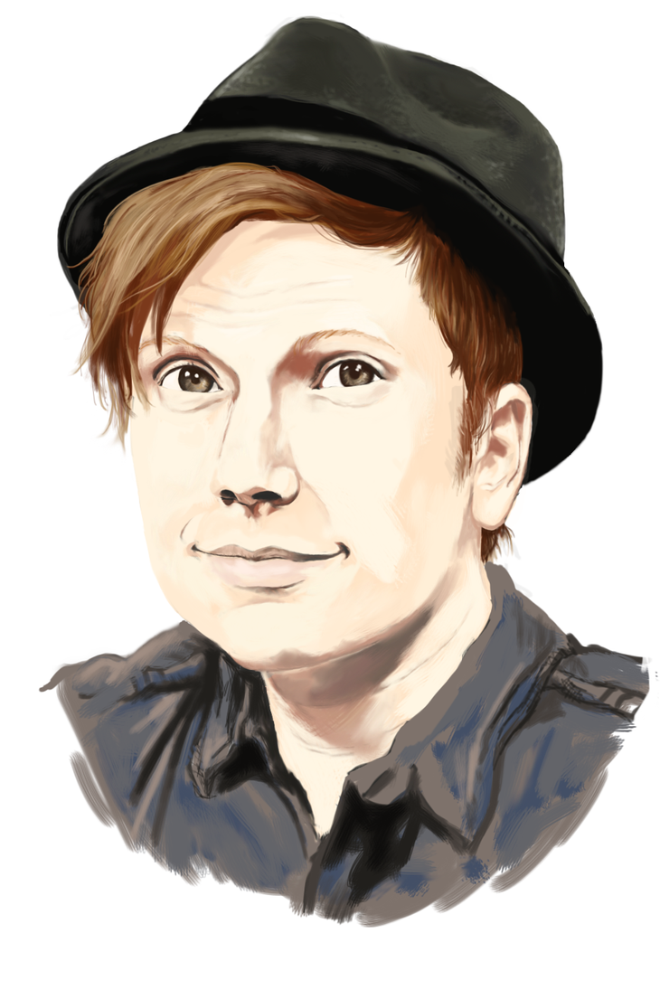 Patrick Stump by Ezfhpma