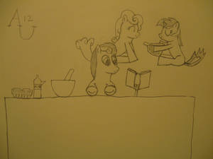 NATG Day 19: Pony cooking