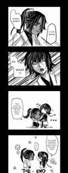 yorusoi cs05 Bad News? by shiroikumo90