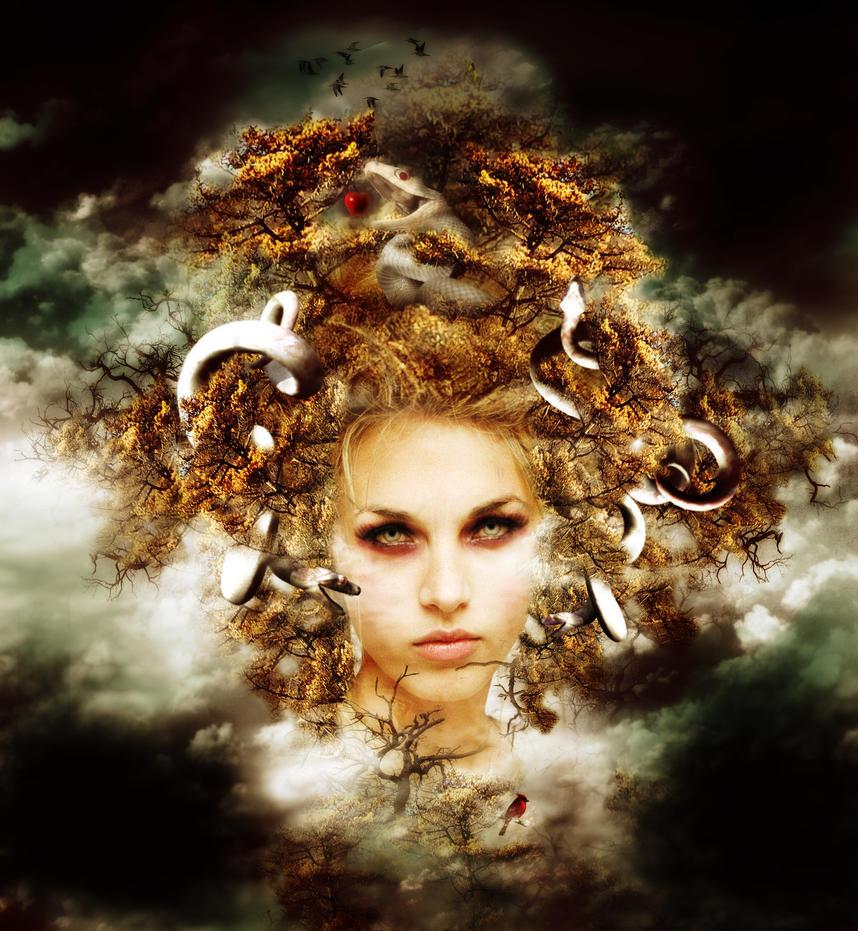 Eve by astrangeallure
