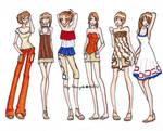 FashionFever Entry - Popsicle Fashion