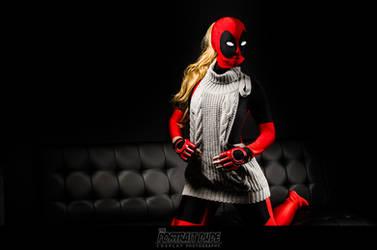 Virgin Killer Sweater Lady Deadpool