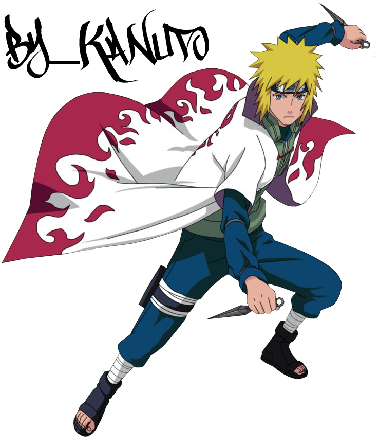 cuarto hokage by kanutoxd on deviantart