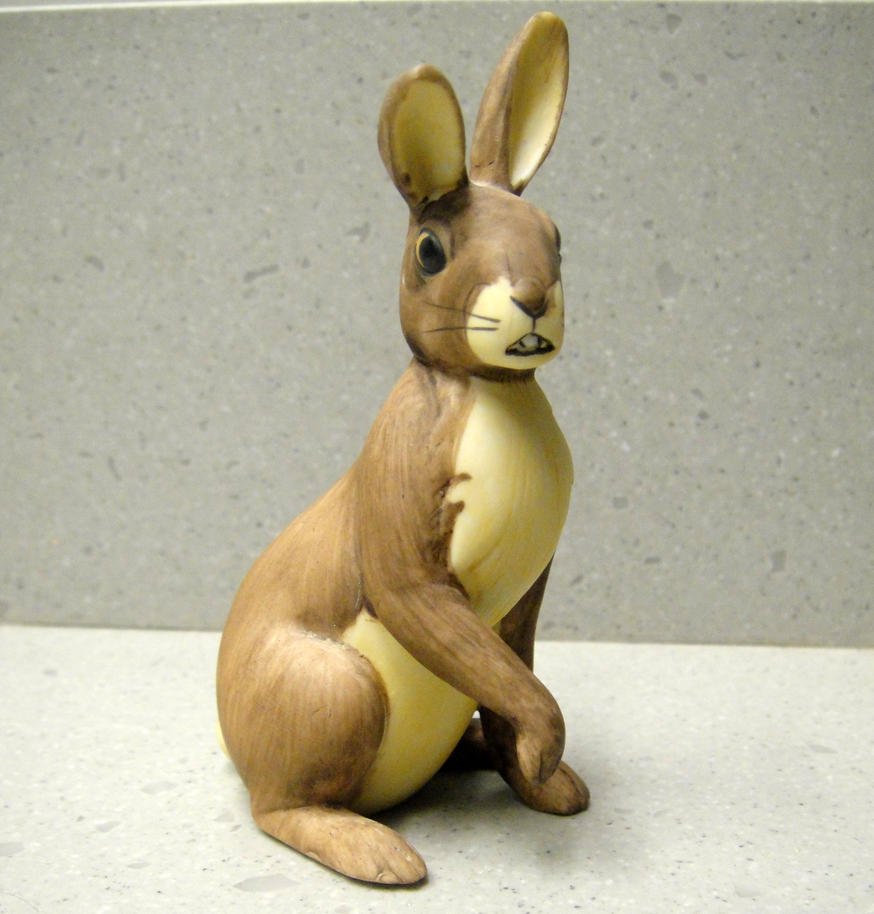 Watership Down Hazel Figurine by pookyns-5