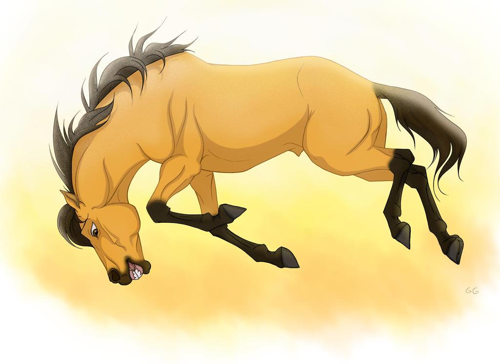 A free Spirit by pookyhorse