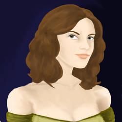 Lady Delia of Eldorne by lioness729