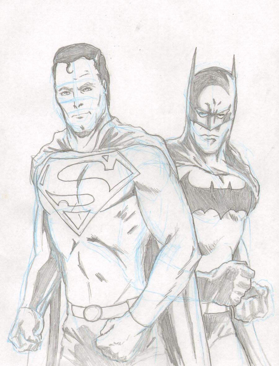 Cartoni animati superman - disegni da colorare - imagixs