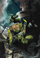 Wolverine by DanielGrzeszkiewicz