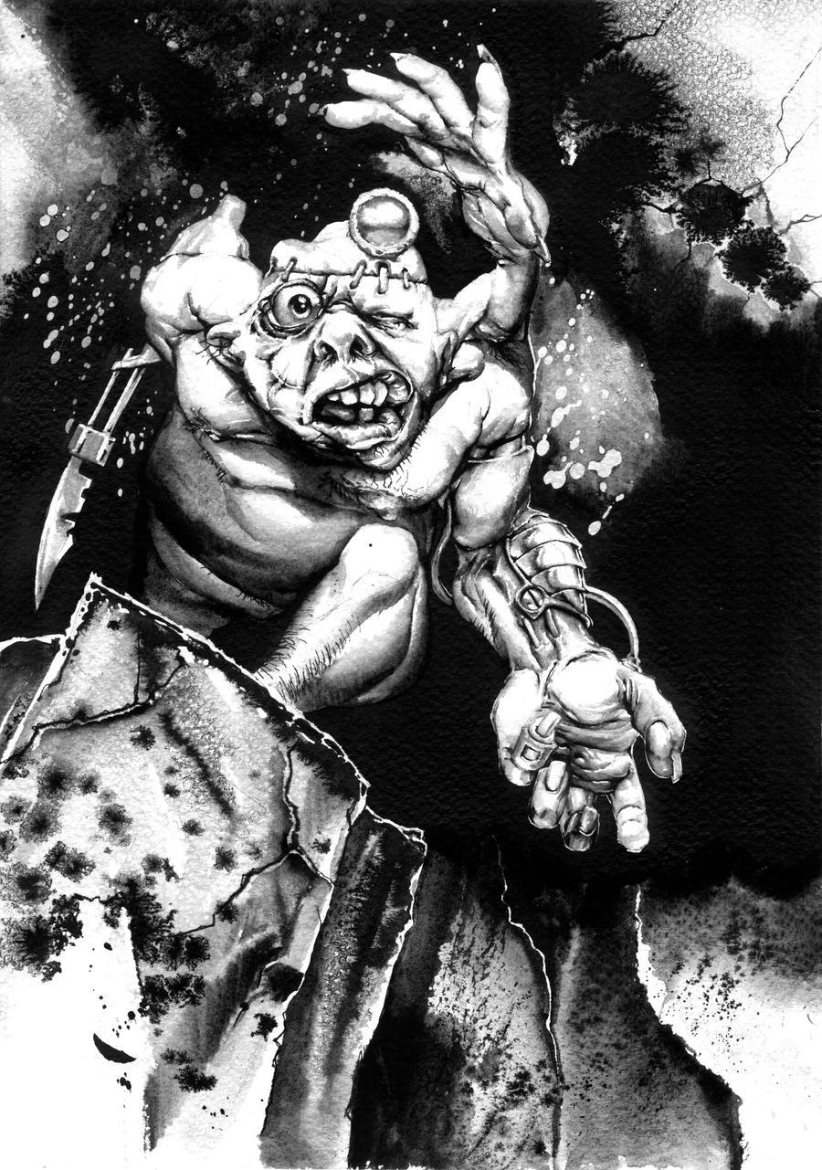mutant by DanielGrzeszkiewicz