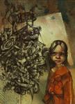 little girl 02 by DanielGrzeszkiewicz