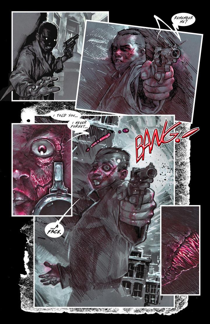 finished top secret page by DanielGrzeszkiewicz