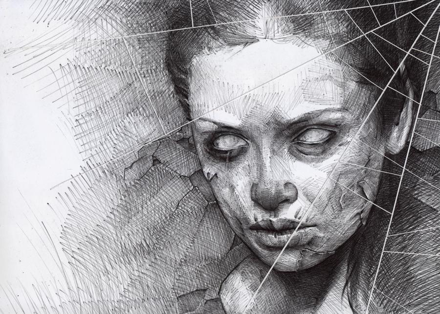 i see dead people by DanielGrzeszkiewicz