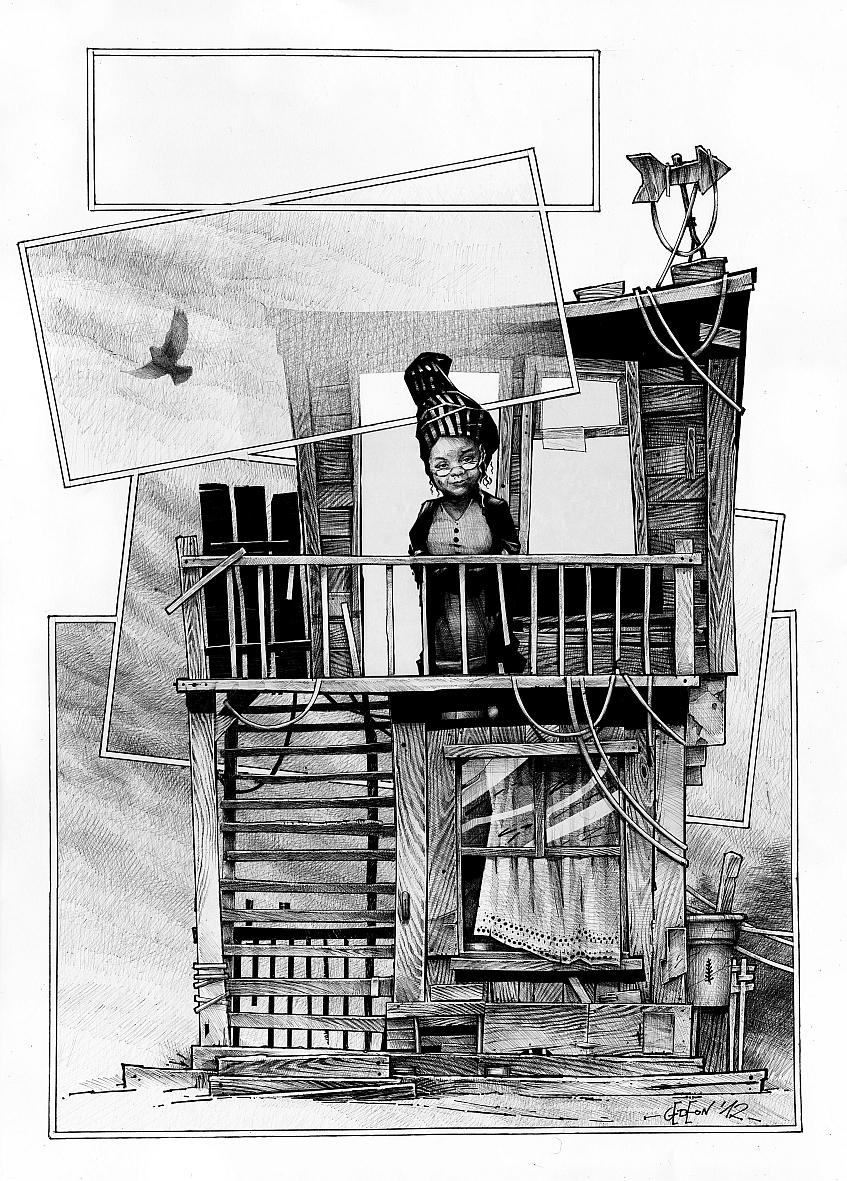 House of Voodoo by DanielGrzeszkiewicz
