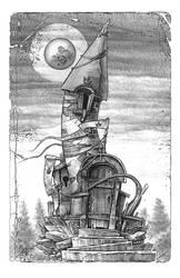 tower by DanielGrzeszkiewicz