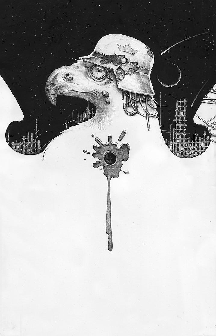 eagle by DanielGrzeszkiewicz