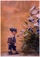 wind of change by DanielGrzeszkiewicz