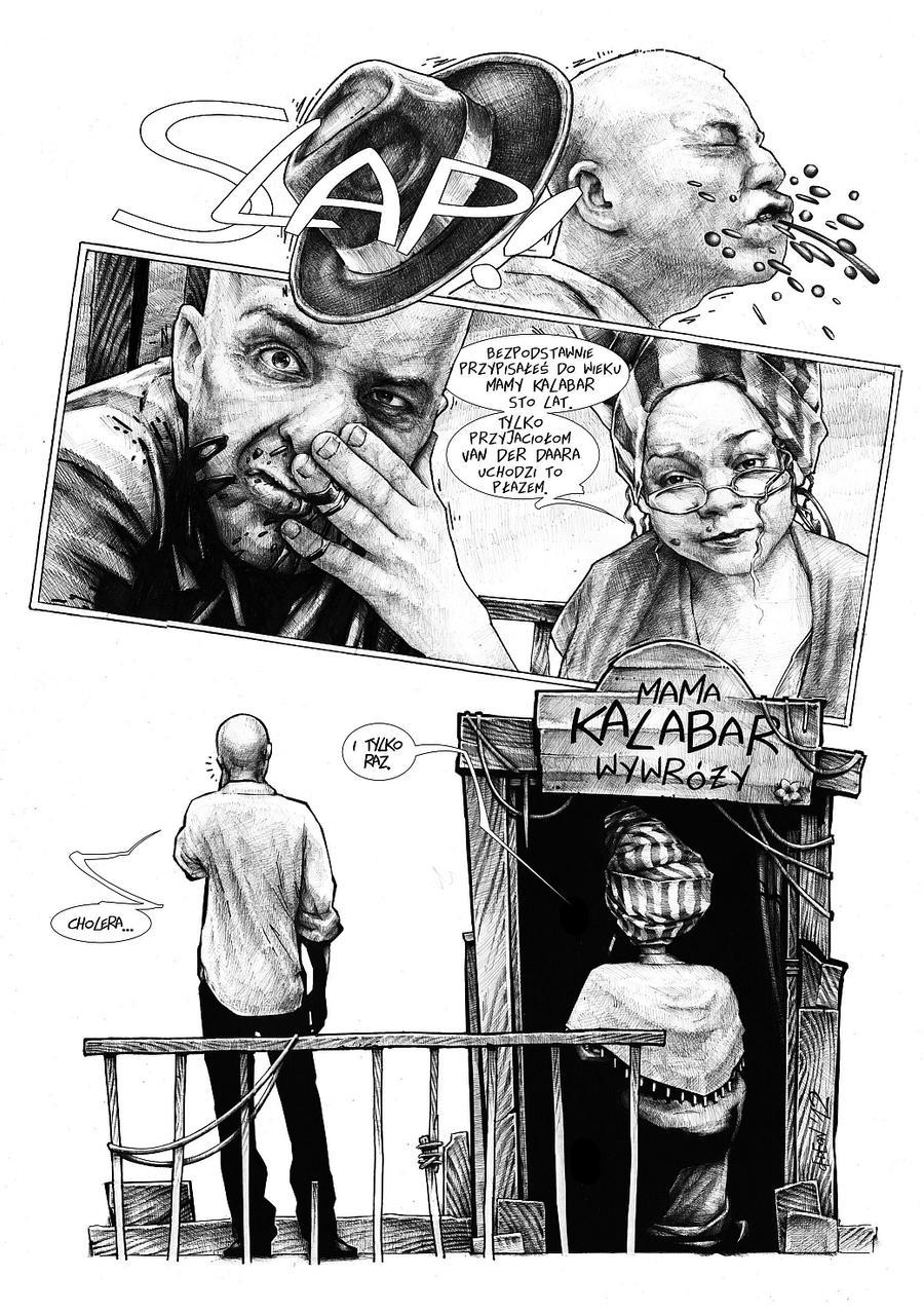 slap by DanielGrzeszkiewicz