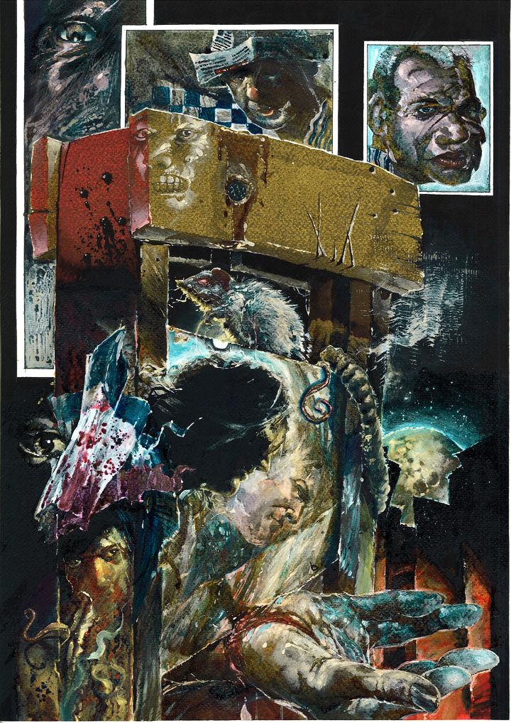 guillotine by DanielGrzeszkiewicz