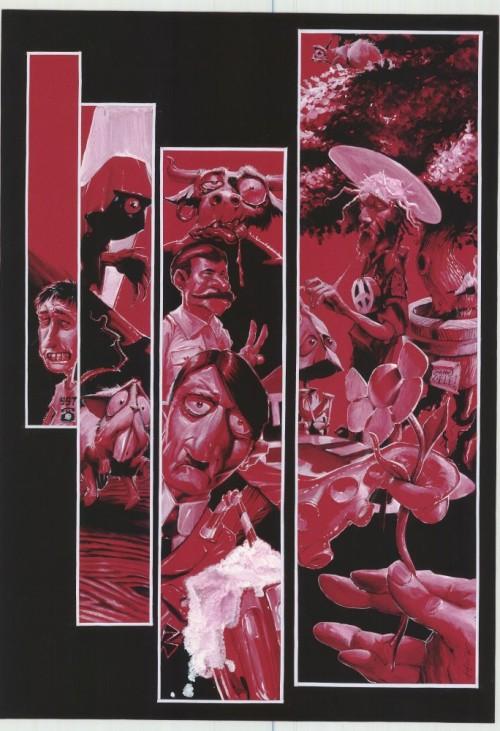 one of my comics pages by DanielGrzeszkiewicz