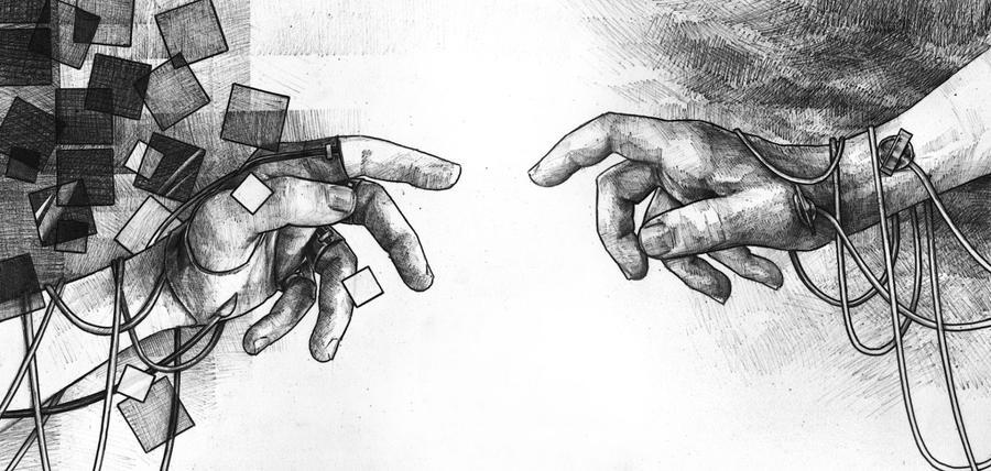 god by DanielGrzeszkiewicz