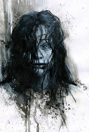 Evil dead: commission fanart by DanielGrzeszkiewicz