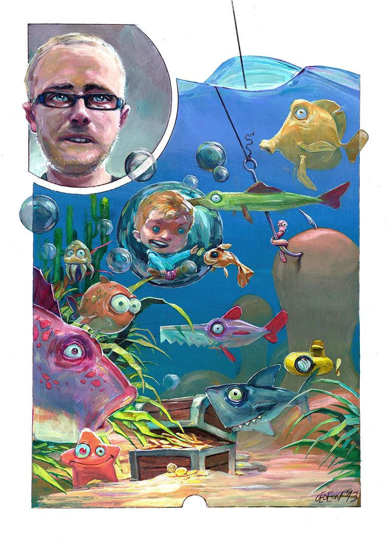 Miki Adventurer by DanielGrzeszkiewicz