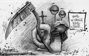 Death of Snails finished by DanielGrzeszkiewicz