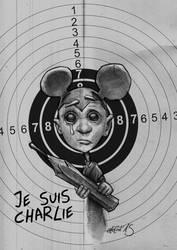 je suis charlie... by DanielGrzeszkiewicz