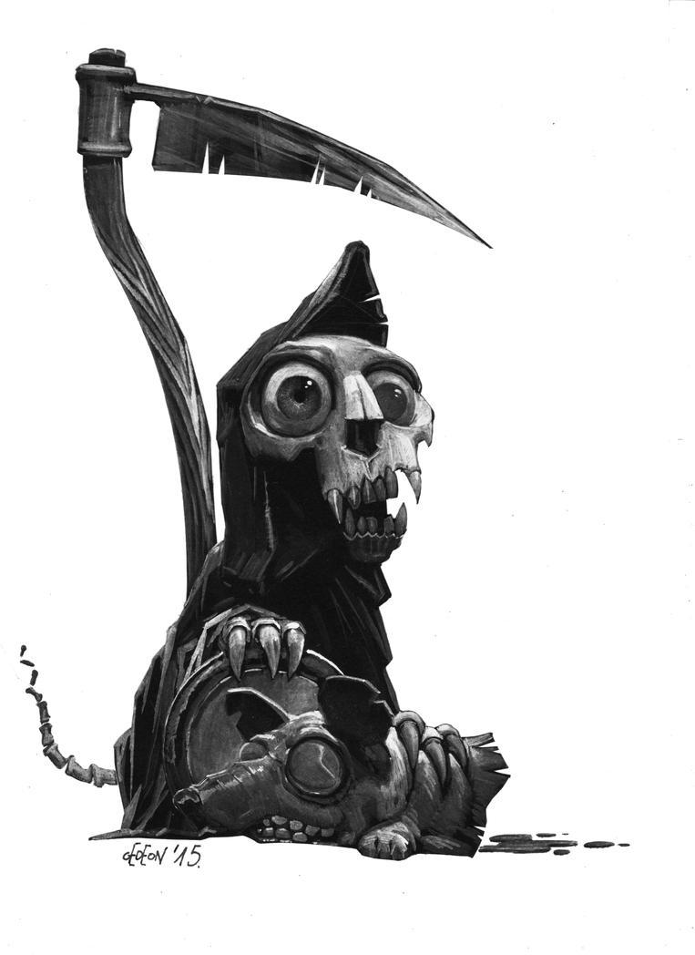 Death by DanielGrzeszkiewicz