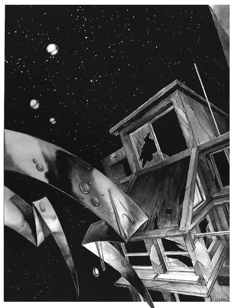 Gotham by DanielGrzeszkiewicz