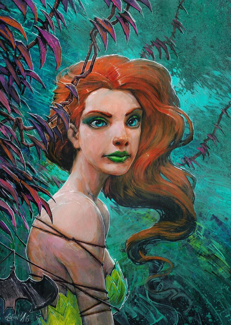 Poison ivY by DanielGrzeszkiewicz