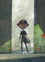 Man in a can COVER by DanielGrzeszkiewicz