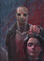 Jason by DanielGrzeszkiewicz