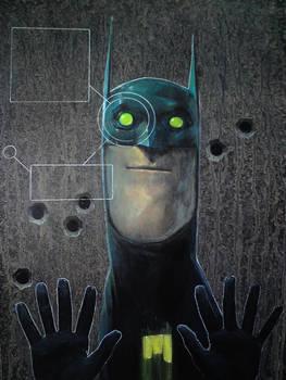 Bat-fanart day1