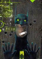 Bat-ART by DanielGrzeszkiewicz