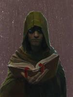 monk by DanielGrzeszkiewicz