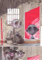 comics page by DanielGrzeszkiewicz