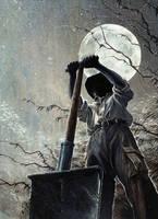 grave digger 2017