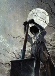 grave digger 2017 by DanielGrzeszkiewicz