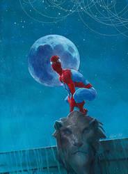 Spider-Man by DanielGrzeszkiewicz